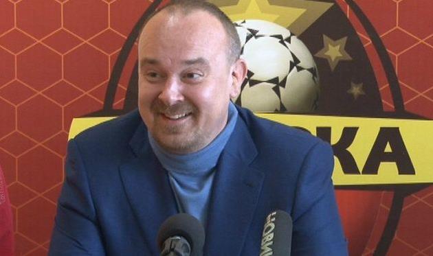 «Зирка» уволила основного тренера Дарио Друди