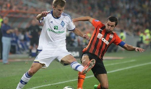 Матч «Динамо»— «Шахтер» состоится вначале рабочей недели