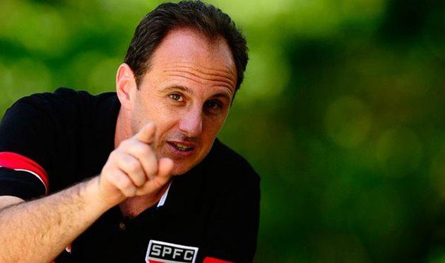 Рожерио Сени назначен напост основного тренера «Сан-Паулу»