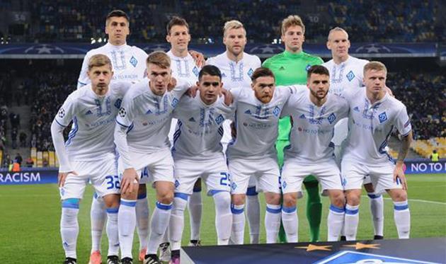 Киевское «Динамо» вгостях добыло волевую победу над «Волынью»