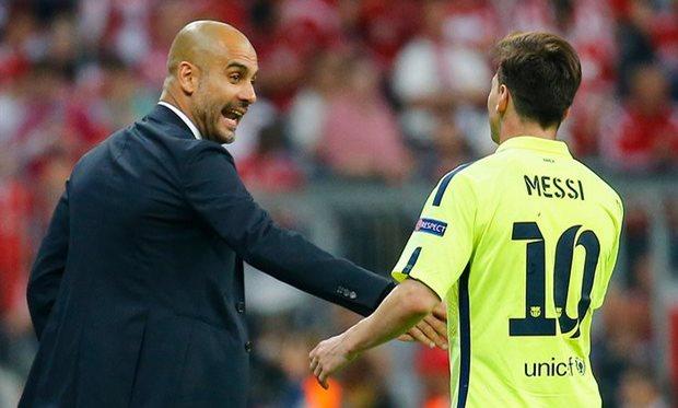 Лионель Месси забил 100-й международный гол за«Барселону»