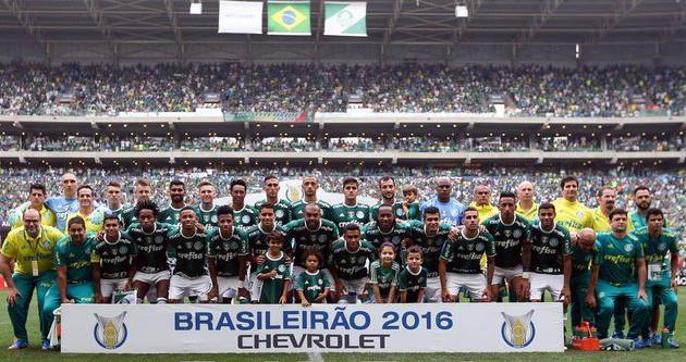 Экс-нападающий «Спартака» Барриос стал чемпионом Бразилии всоставе «Палмейраса»