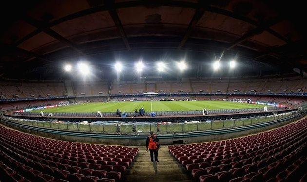 Неменее 80 болельщикам «Динамо» запретили посещать стадионы вИталии