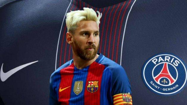 Лионель Месси может поменять «Барселону» на«Пари Сен-Жермен»
