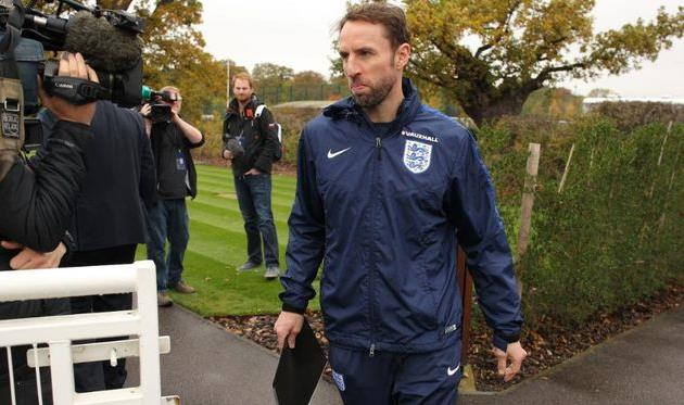 Завтра Саутгейт станет полноценным тренером сборной Англии
