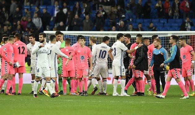 Копа дель Рей. Победа Реала и ничья Барселоны