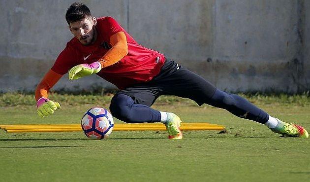 Бойко наконец-то дебютирует за«Малагу»