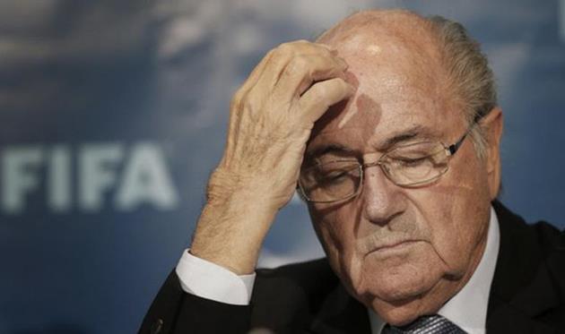 Решение поделу прежнего  руководителя  ФИФА Блаттера будет сообщено  5декабря