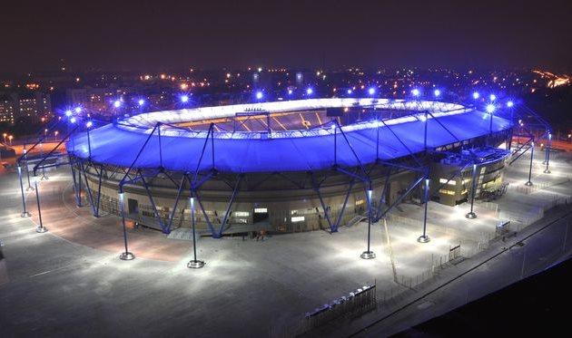 УЕФА порекомендовал разрешить проведение официальных интернациональных матчей вХарькове