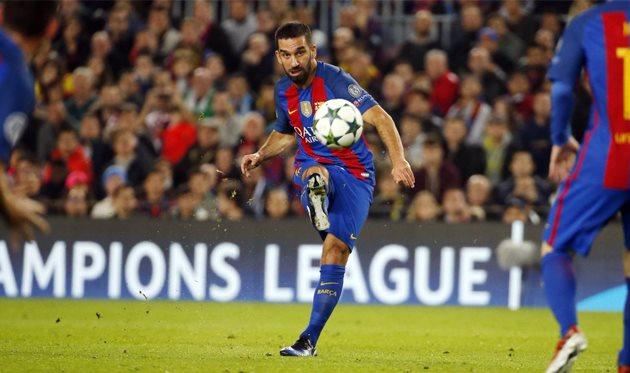 «Барселона» без сложностей обыграла «Боруссию» изМенхенгладбаха