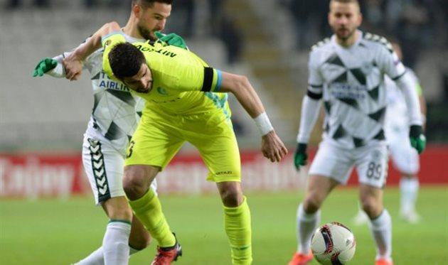Гент на последних секундах вырвал путевку в плей-офф