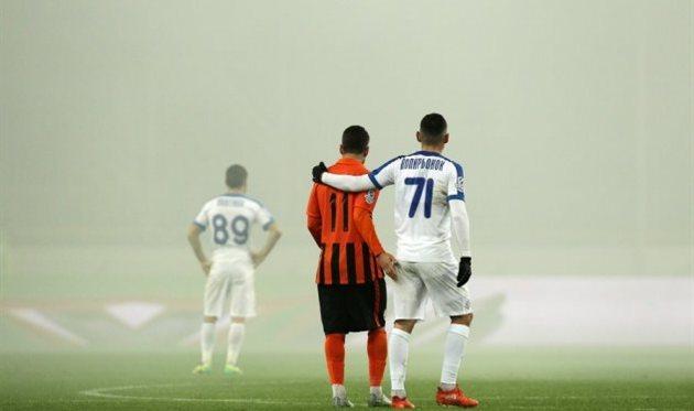 Лига Пари-Матч. «Днепр»— «Олимпик» 1:1. великолепная замена