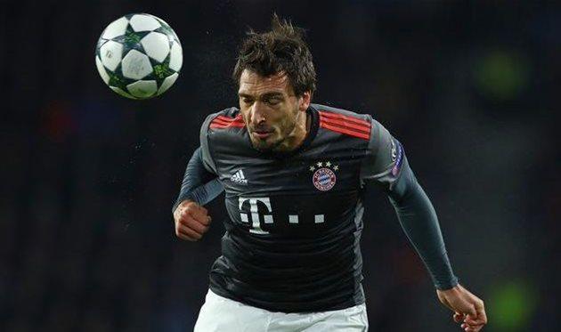Прогноз матча Бавария— Вольфсбург