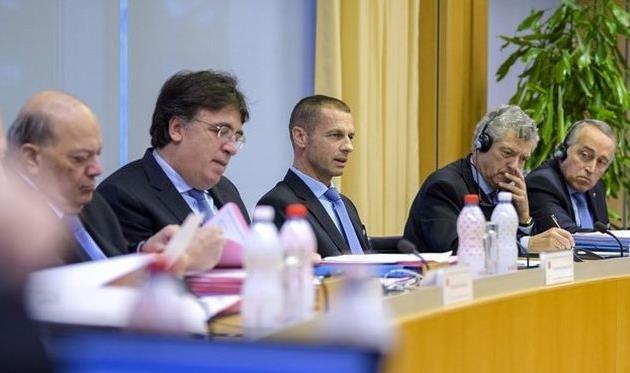 УЕФА разрешил подавать совместные заявки напроведение Евро