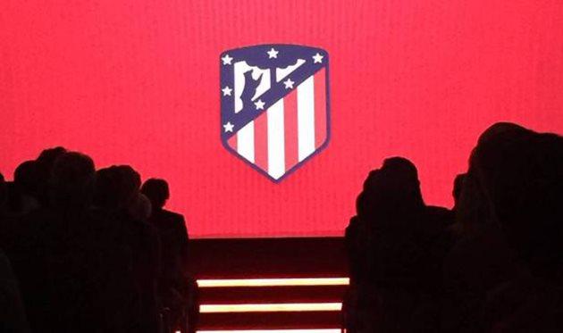 Атлетико презентовал новую эмблему