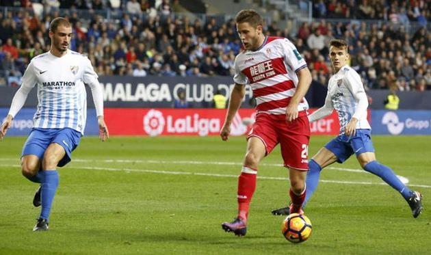 Гранаду уходит от порожения в матче против Малаги