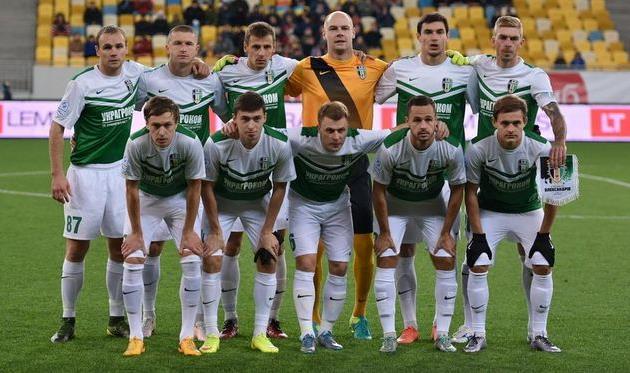 Говорит матами: игроки «Черноморца» пожаловались наоскорбления арбитра