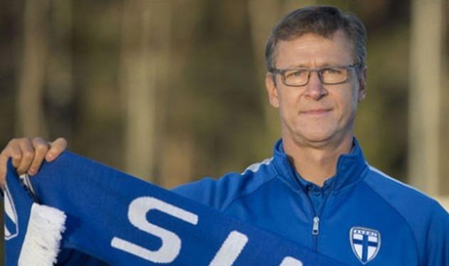 Ханс Бакке уволен споста основного тренера сборной Финляндии