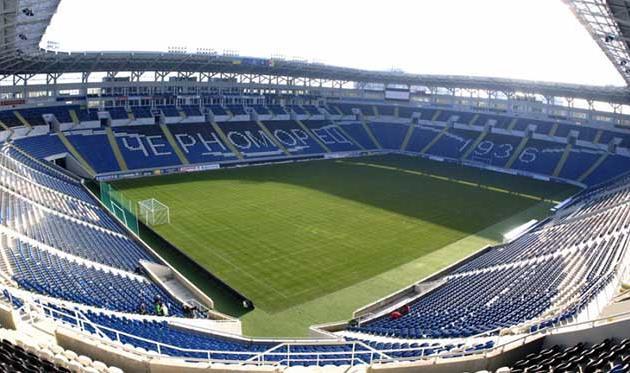Стадион Черноморец (Одесса)