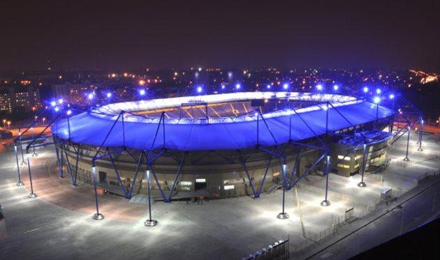 Из-за дороговизны стадиона «Черноморец» луганская «Заря» больше небудет играть вОдессе