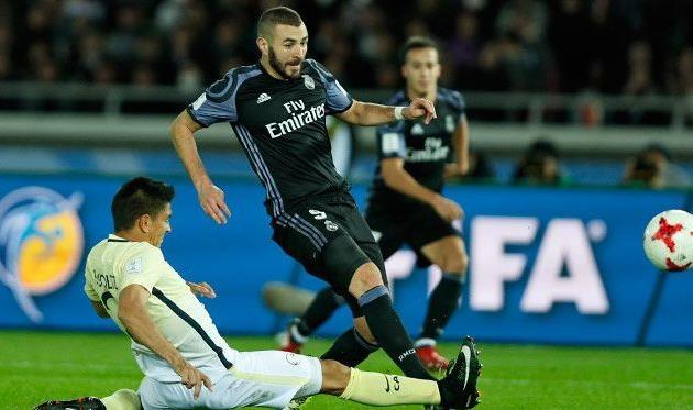 Реал вышел в финал клубного ЧМ