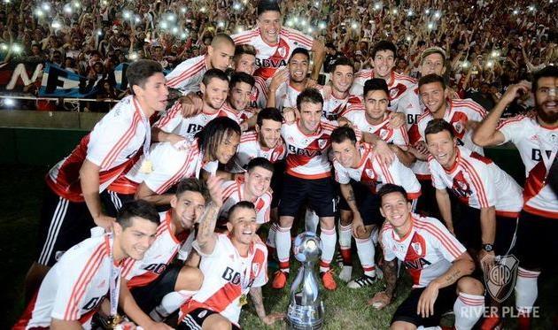 Ривер Плейт — обладатель Кубка Аргентины