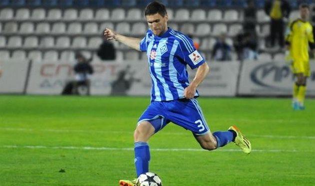 Защитник Динамо может перебраться вГрецию