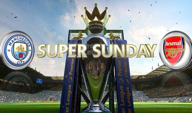 Букмекеры отдают предпочтение «Манчестер Сити» вматче с«Арсеналом»