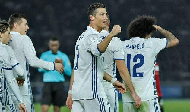 Мадридский «Реал» одержал победу клубный чемпионат мира