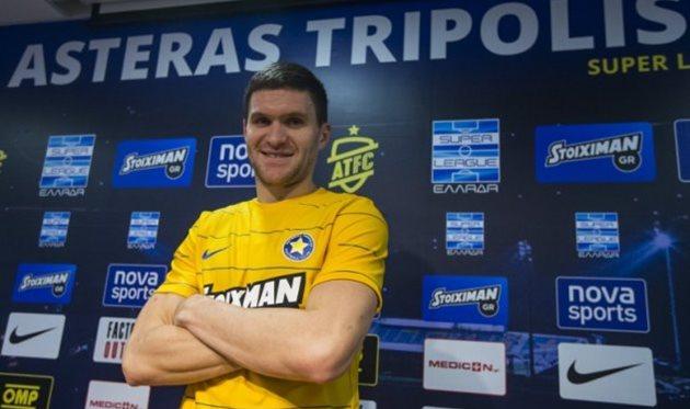 Динамо Киев отпустило Селина в Астерас