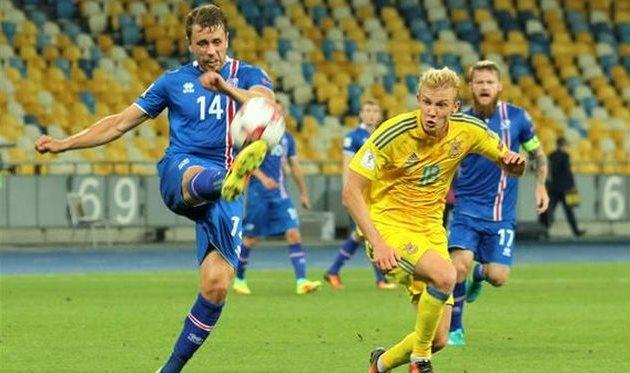 Виктор Коваленко (справа), Фото Олега Дубины, Football.ua