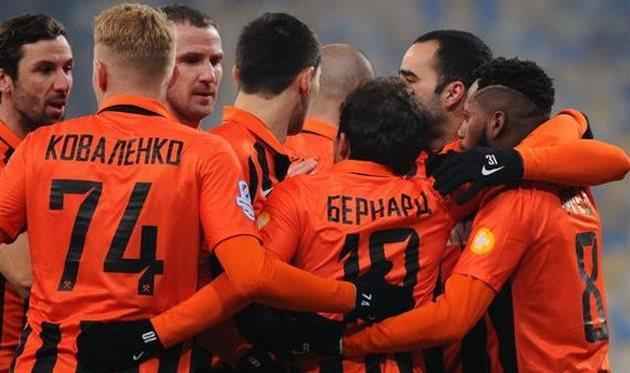 УЕФА: «Шахтер» стал лучшей командой Европы впервой половине сезона