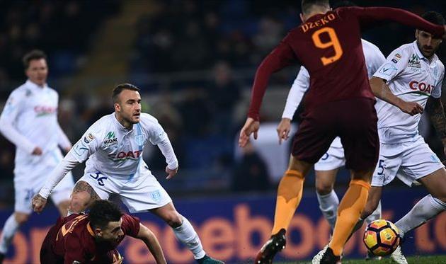 Рома добыла уверенную победу против Кьево