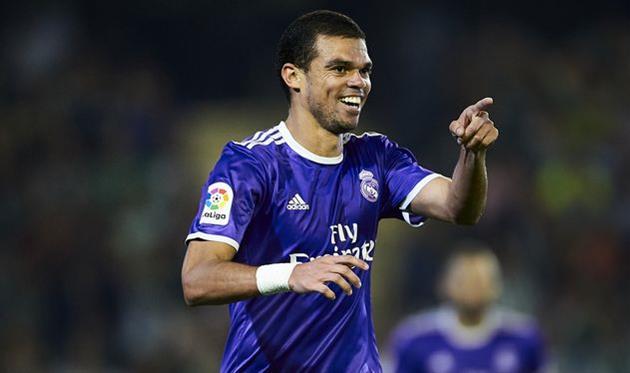Футболист «Реала» Пепе может продолжить карьеру в«Поднебесной»