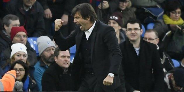 """Антонио Конте: «Теперь каждая команда желает прервать победную серию """"Челси""""»."""
