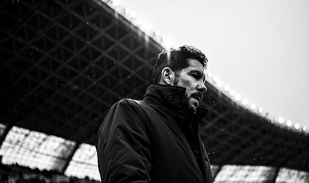 Симеоне останется вмадридском «Атлетико» минимум долета 2018-го
