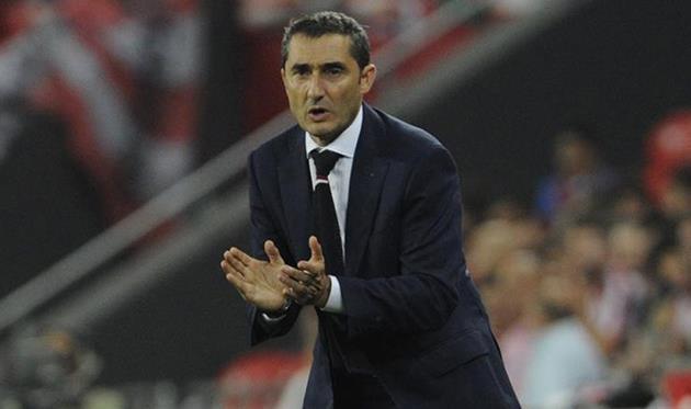 Вальверде может возглавить Барселону