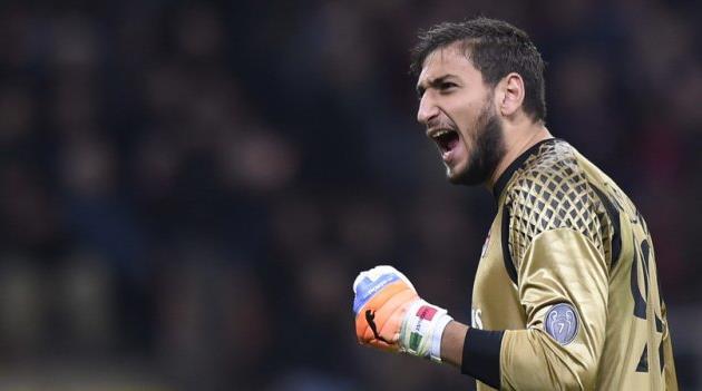«Милан» предложил голкиперу Джанлуиджи Доннарумме новый договор на €50 млн