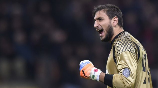 Милан предлагает Доннарумме контракт до 2022-го года
