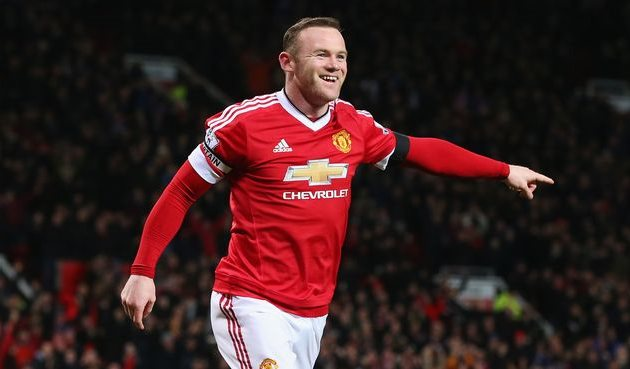 Руни пропустит матч «Манчестер Юнайтед»— «Мидлсбро»
