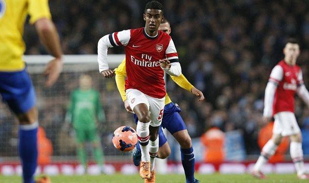 Боруссии нужен молодой талант Арсенала