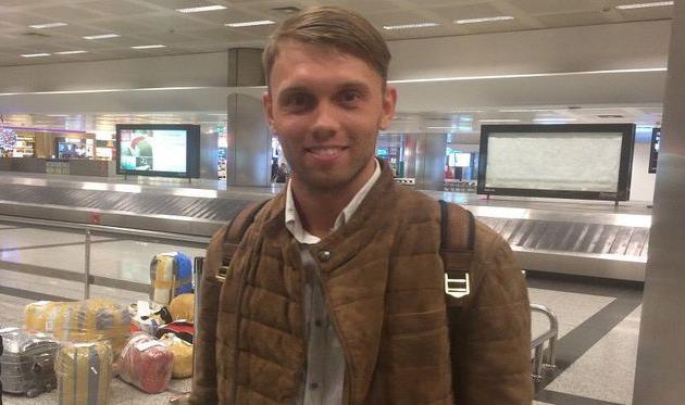 Александр Караваев, twitter.com/fenerbahce18