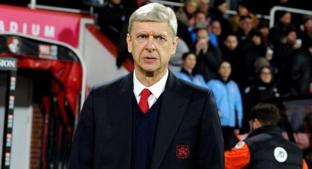 Венгер подтвердил, что «Арсенал» несобирается покупать ксередине зимы