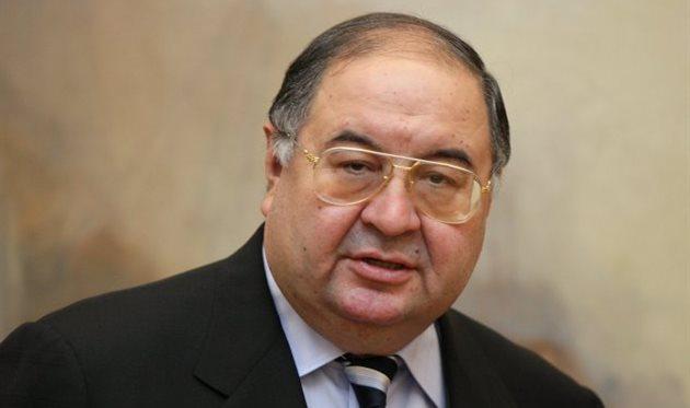 Холдинг Усманова спонсировалФК «Эвертон» на $92,6 млн