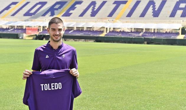 Эрнан Толедо, tuttosport.com