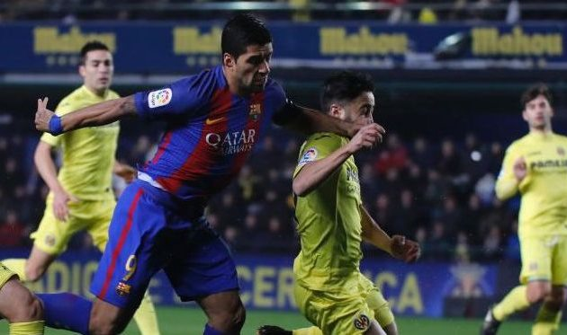 Гол Месси спас «Барселону» отпоражения вматче с«Вильярреалом»