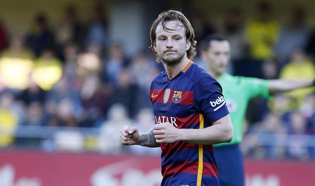 «Барселона» опровергает информацию опереходе Ракитича в«Ман Сити»