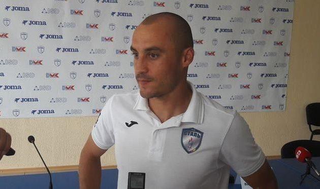 Павел Пашаев, Football.ua