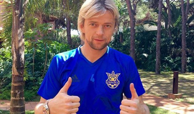 Тимощук вполне может стать ассистентом Луческу в«Зените»