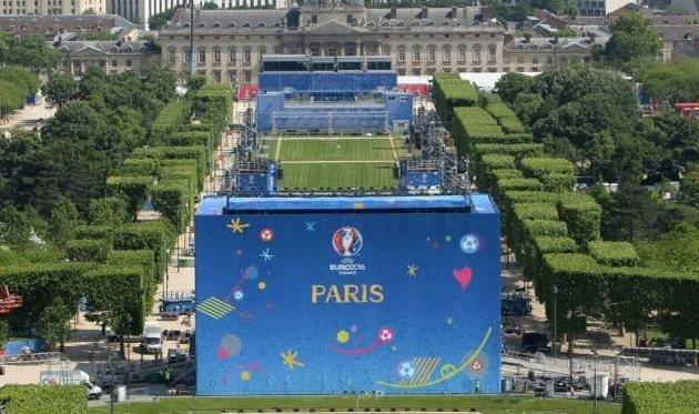 Франция заработала на ЕВРО 1.22 млрд евро